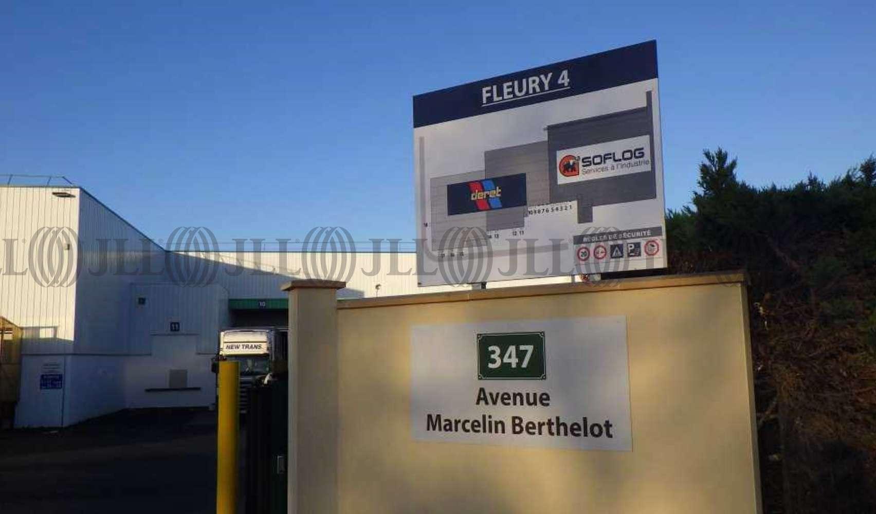 Plateformes logistiques Fleury les aubrais, 45400 - 347 RUE MARCELIN BERTHELOT