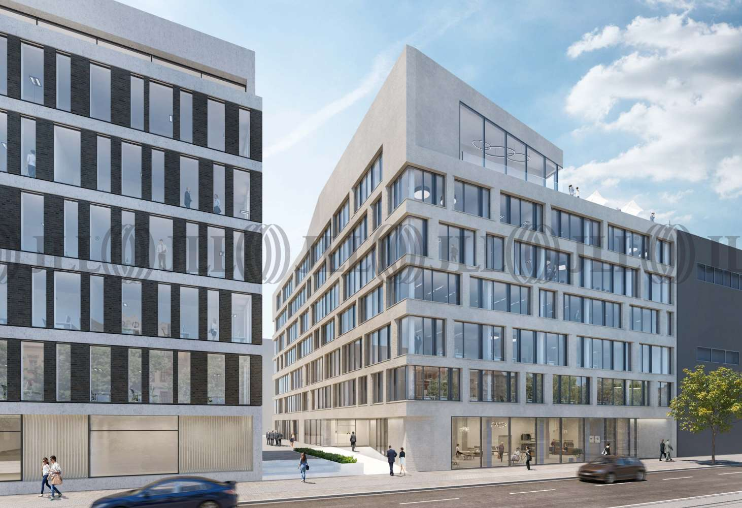 Büros Frankfurt am main, 60314 - Büro - Frankfurt am Main, Ostend - F2155 - 9576100
