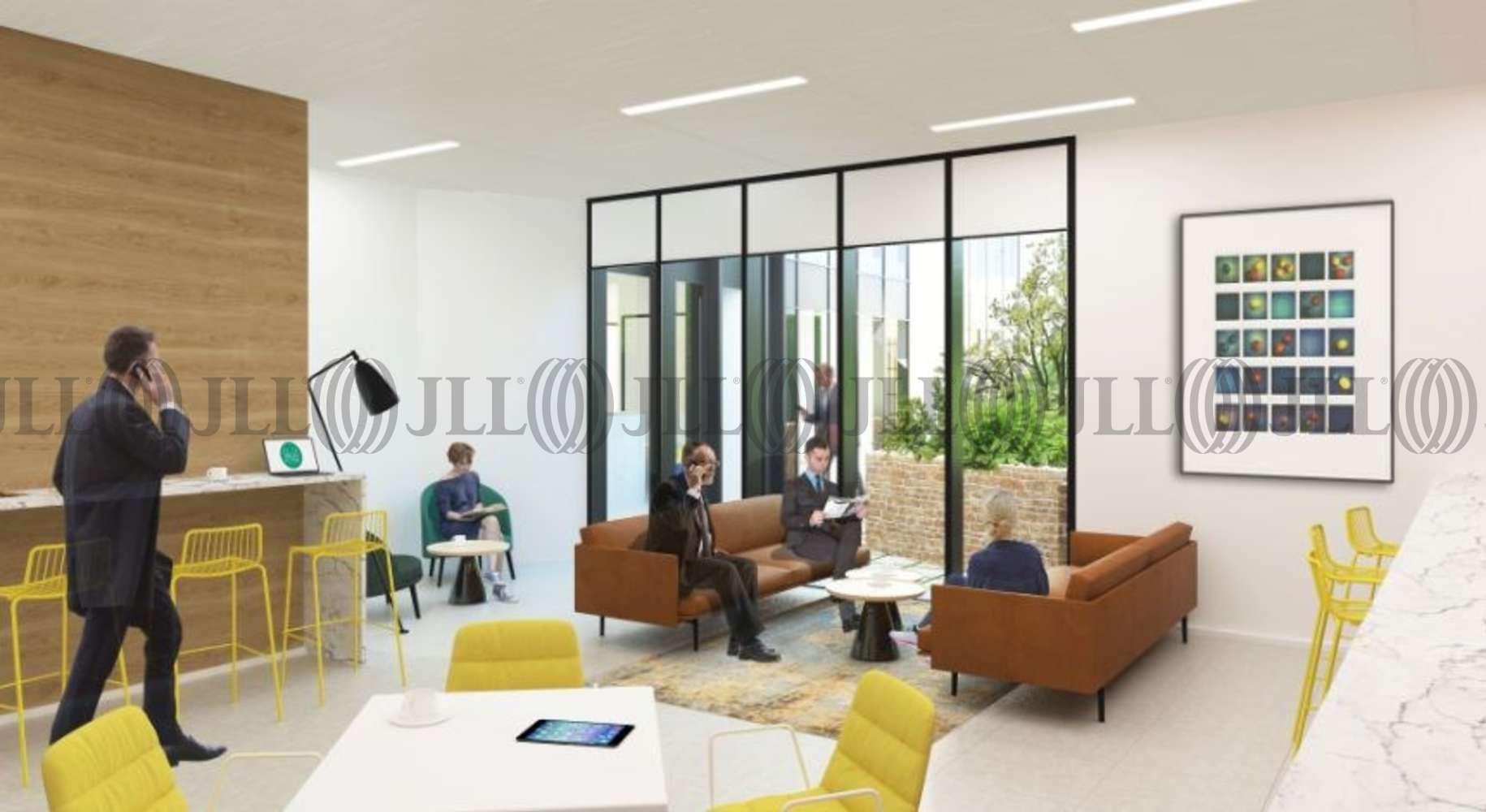 Bureaux Paris, 75015 - HIGH SQUARE - 9578493