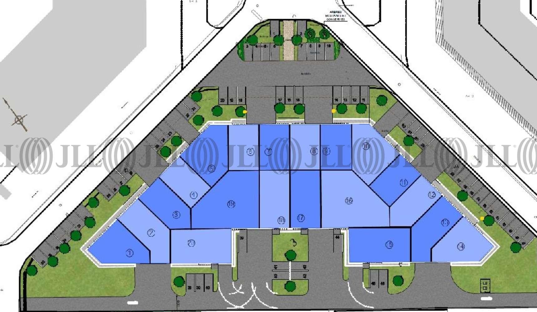 Activités/entrepôt Villejust, 91140 -  PLACE MARCEL REBUFFAT - 9583695