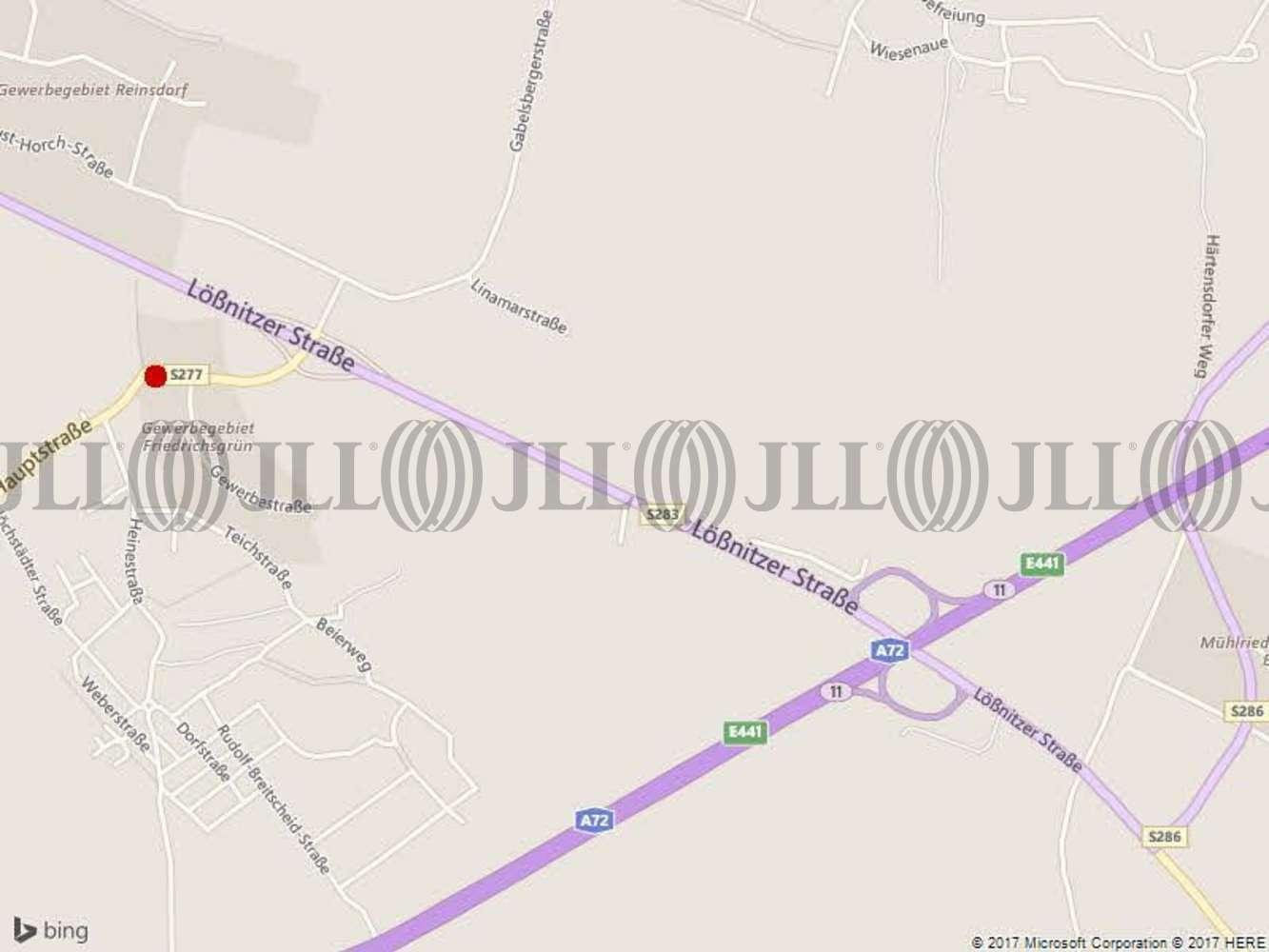 Hallen Reinsdorf, 08141 - Halle - Reinsdorf, Friedrichsgrün - B1265 - 9589221