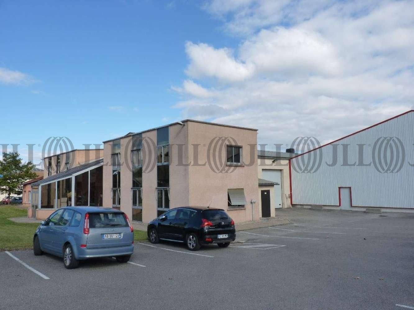 Activités/entrepôt Charvieu chavagneux, 38230 - ENTREPOT A VENDRE LYON - NORD-ISÈRE - 9591002