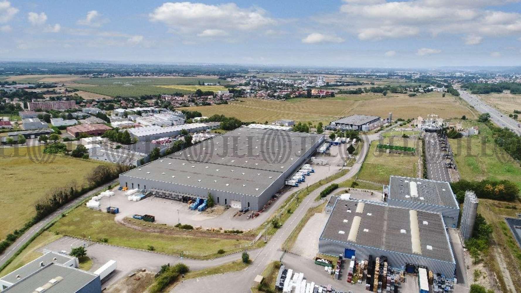 Plateformes logistiques Bressolles, 01360 - Entrepot à vendre Lyon Nord Est (Ain) - 9608850