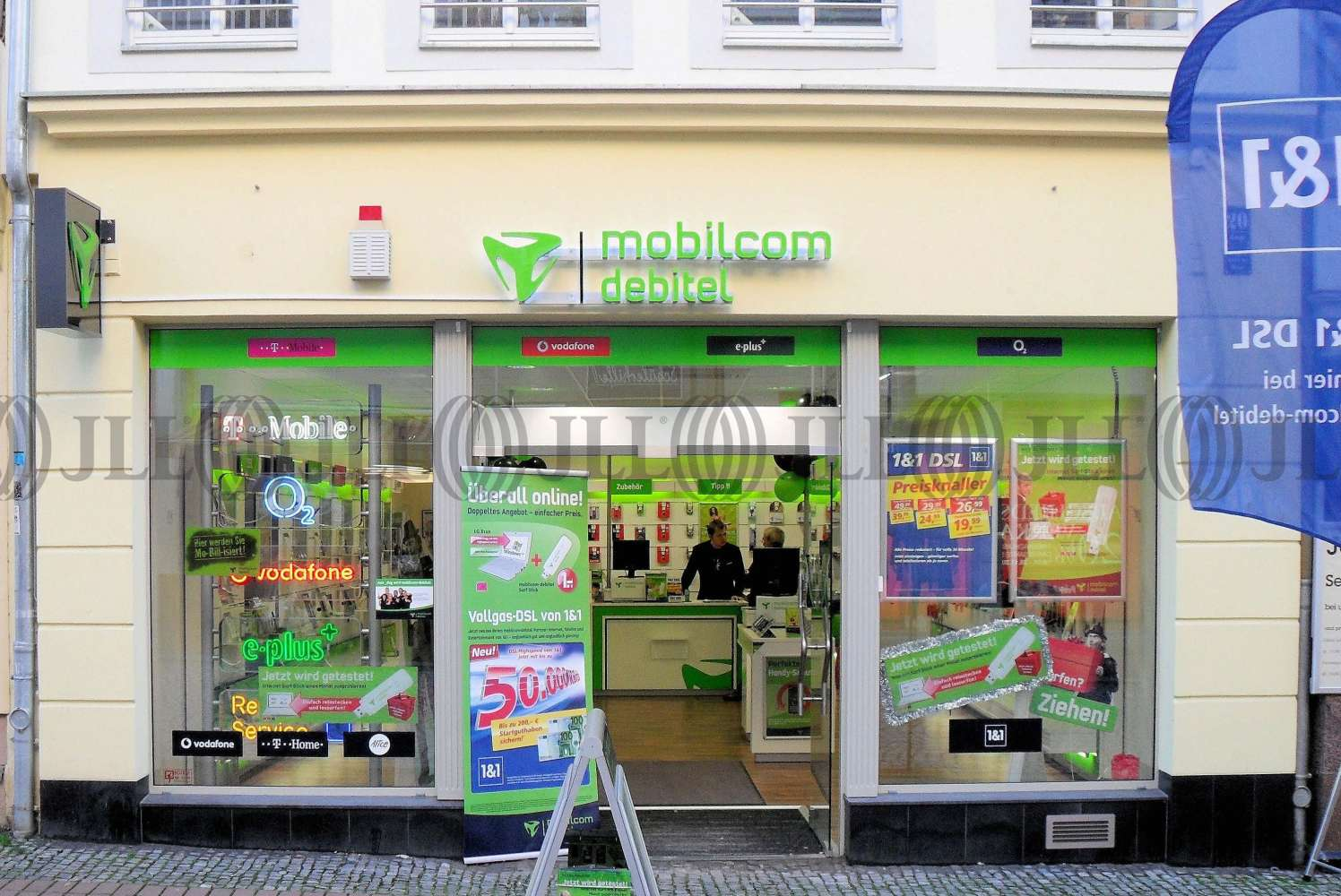 Ladenflächen Gera, 07545 - Ladenfläche - Gera, Innenstadt - E0087 - 9617004