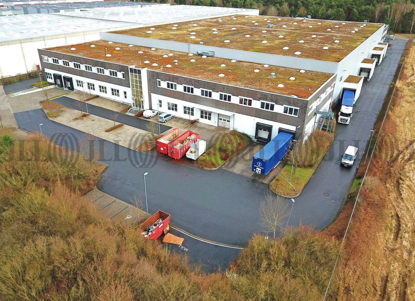 Hallen Dietzenbach, 63128 - Halle - Dietzenbach, Steinberg - F0312 - 9618037
