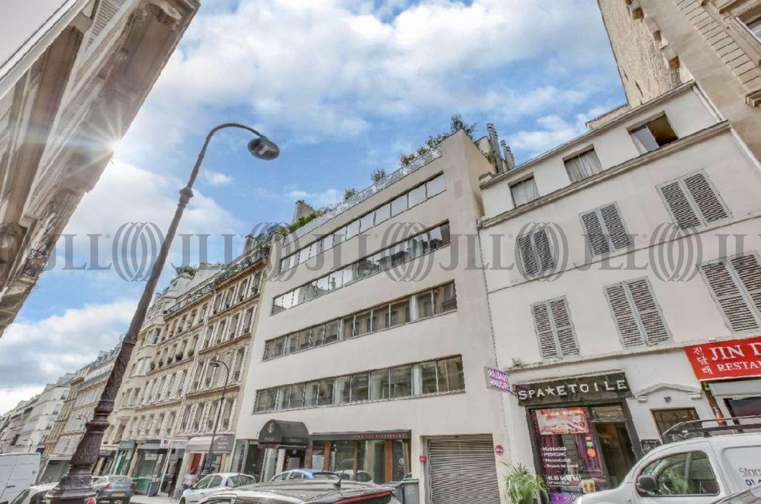 Bureaux Paris, 75016 - 25 RUE JEAN GIRAUDOUX - 9631395