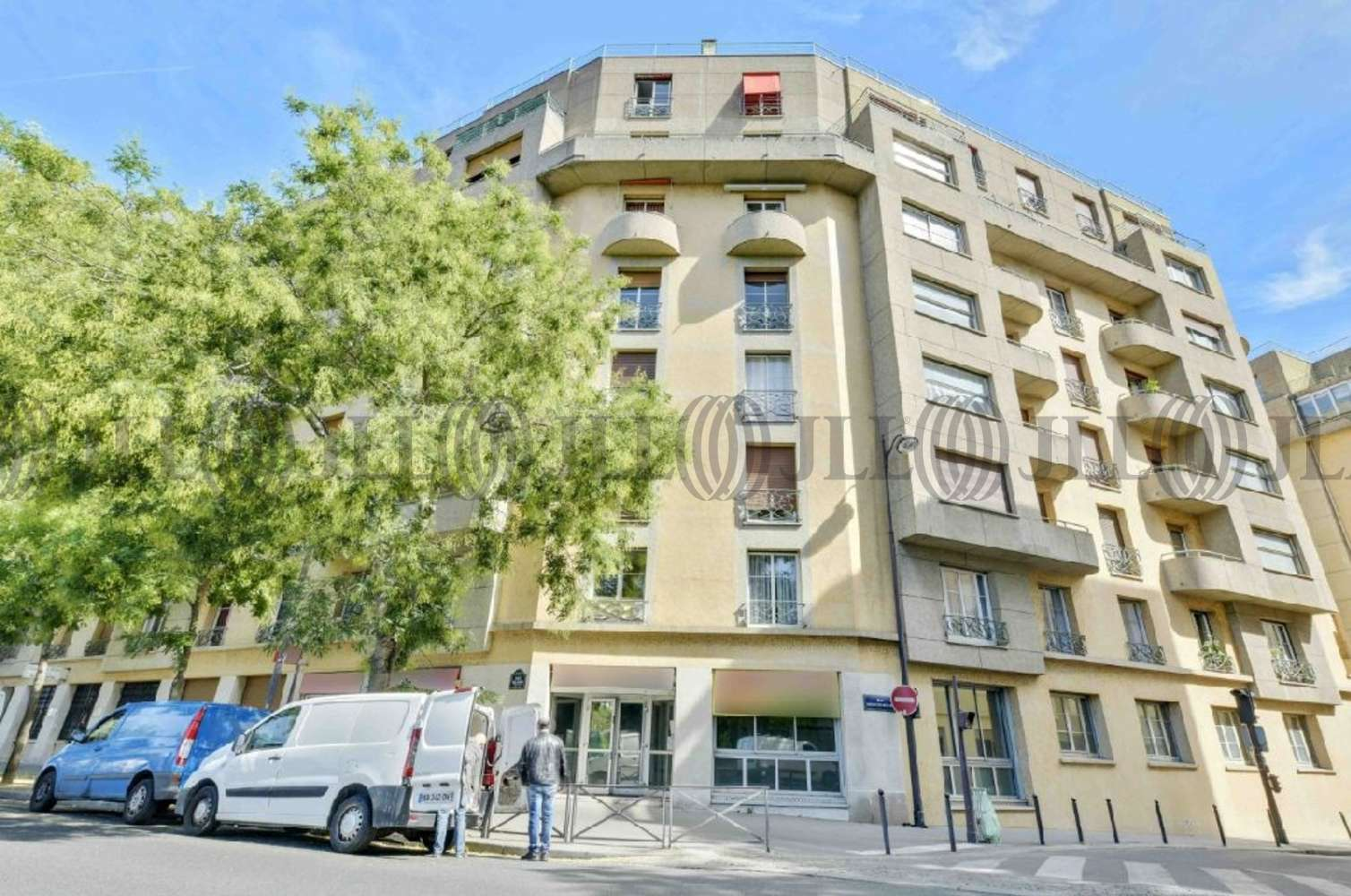 Bureaux Paris, 75015 - 5 RUE SEBASTIEN MERCIER - 9632154