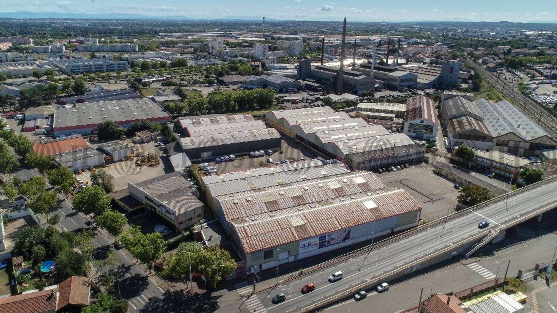 Activités/entrepôt Venissieux, 69200 - Location locaux d'activité Vénissieux - 9634680