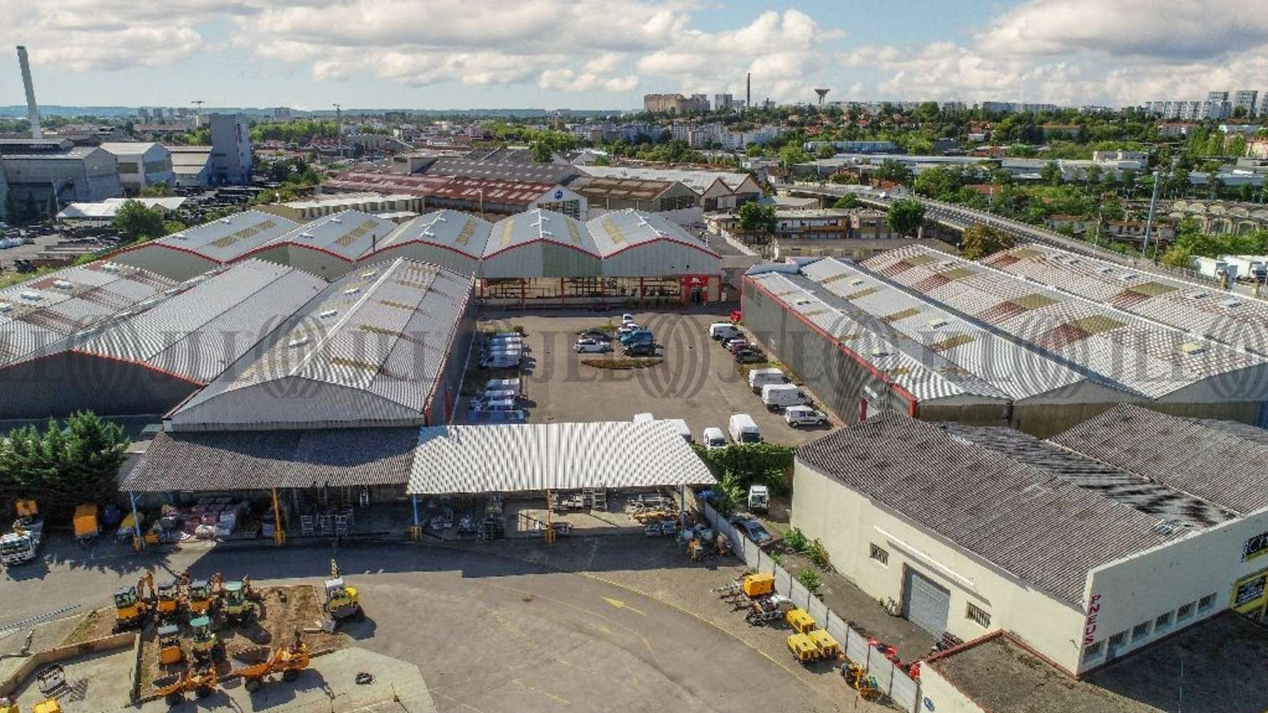 Activités/entrepôt Venissieux, 69200 - Location locaux d'activité Vénissieux - 9634684