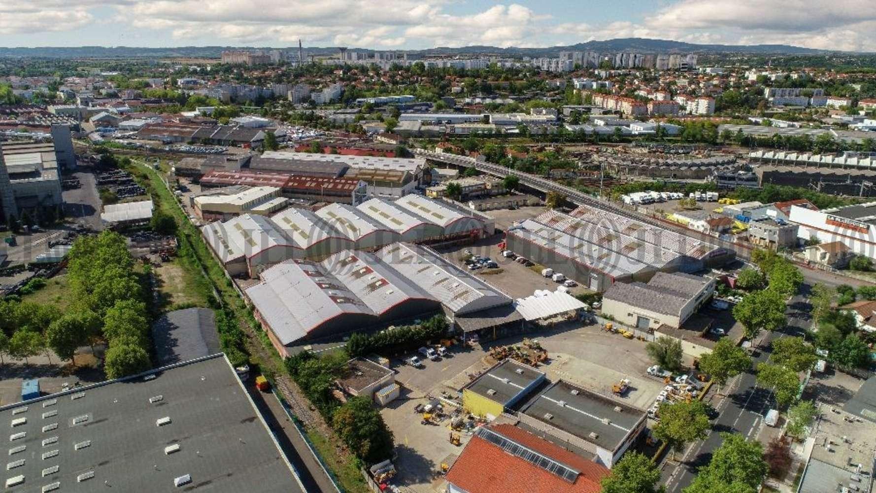 Activités/entrepôt Venissieux, 69200 - Location locaux d'activité Vénissieux - 9634685
