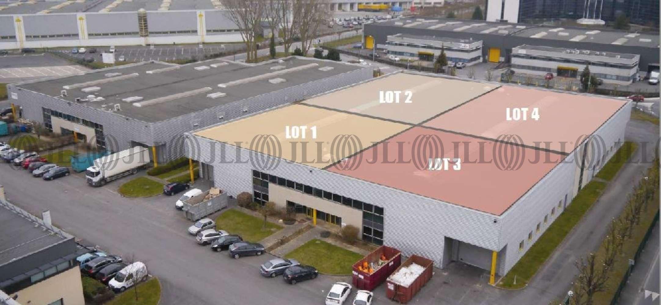 Activités/entrepôt Le mesnil amelot, 77990 - PARC DU SAGITTAIRE - 9648136