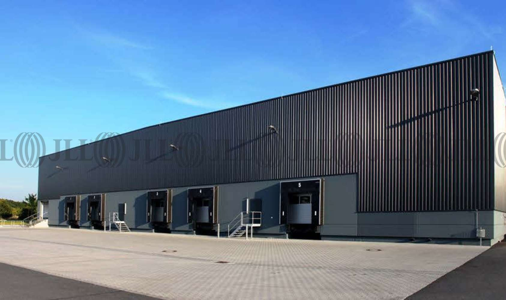 Hallen Castrop-rauxel, 44577 - Halle - Castrop-Rauxel, Deininghausen - D2419 - 9748617