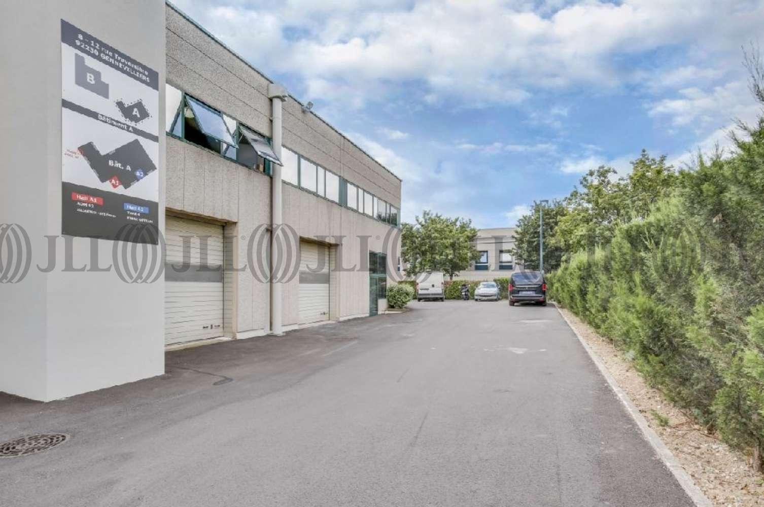 Activités/entrepôt Gennevilliers, 92230 - PARISPACE - 9748929