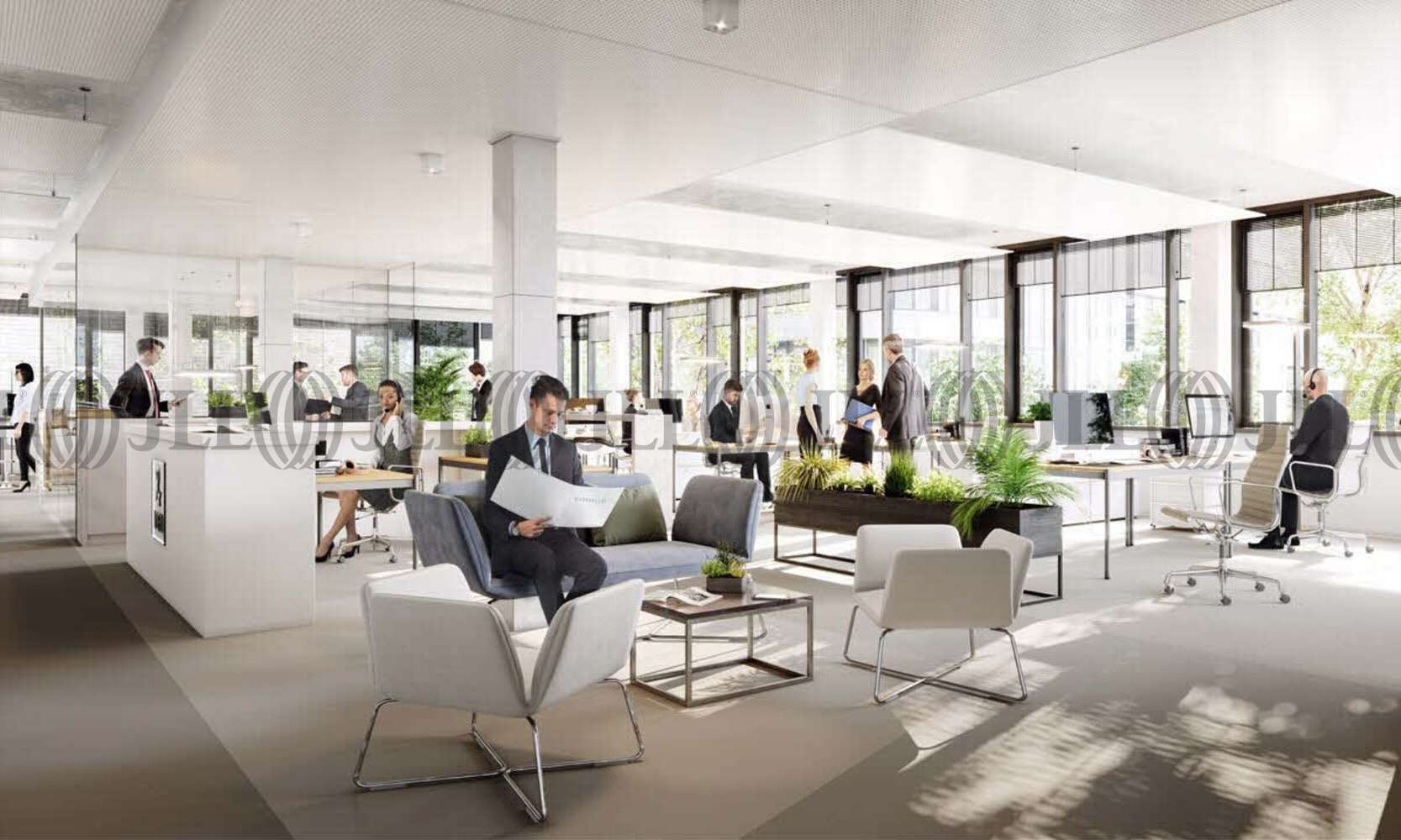 Büros Frankfurt am main, 60549 - Büro - Frankfurt am Main, Flughafen - F2440 - 9774843