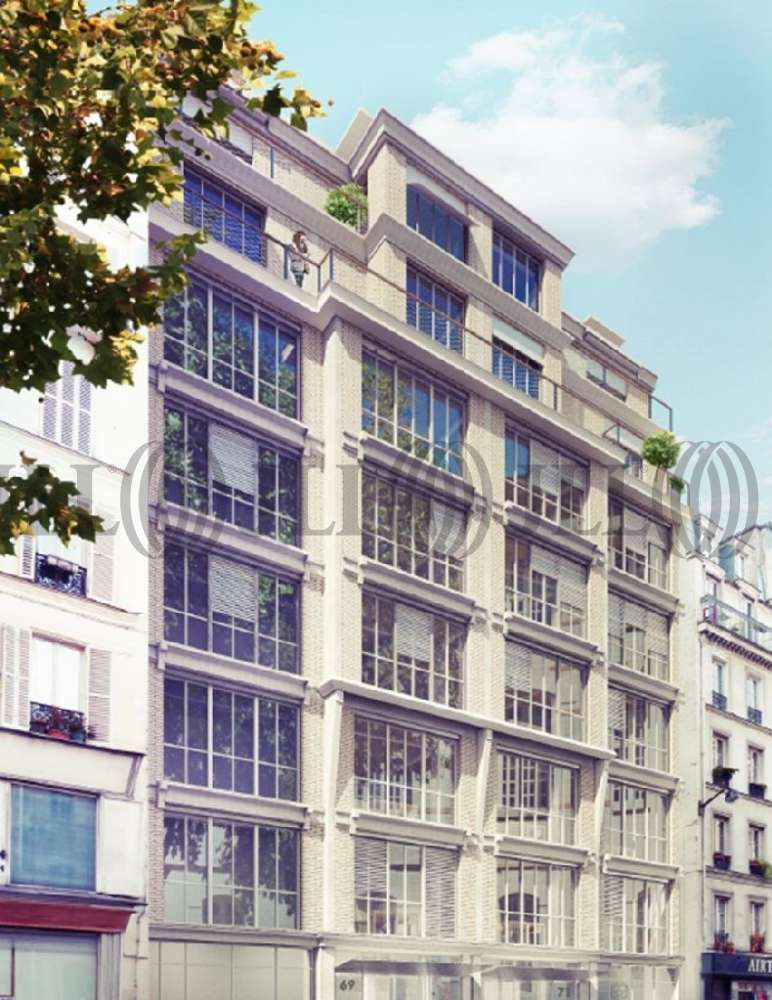 Bureaux Paris, 75003 - 69-71 RUE BEAUBOURG - 9786681