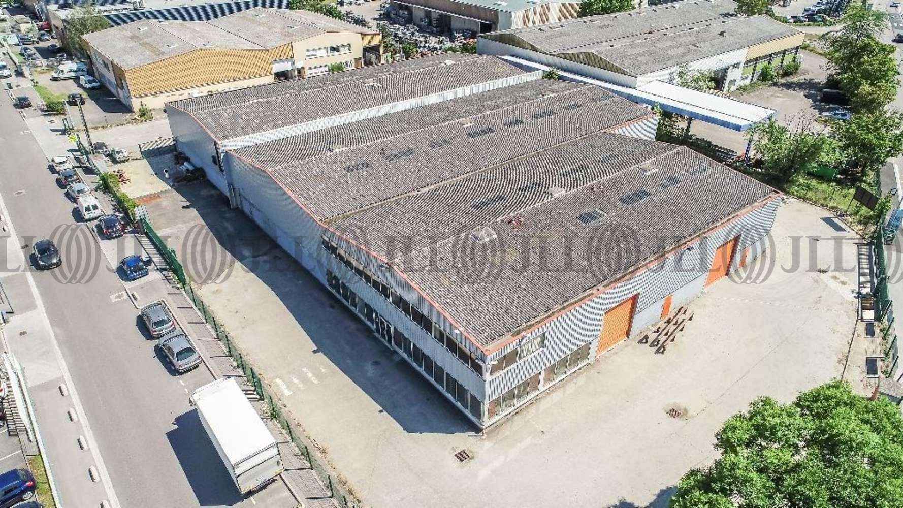 Activités/entrepôt Chassieu, 69680 -  Entrepot à louer Chassieu - Mi-Plaine - 9802495
