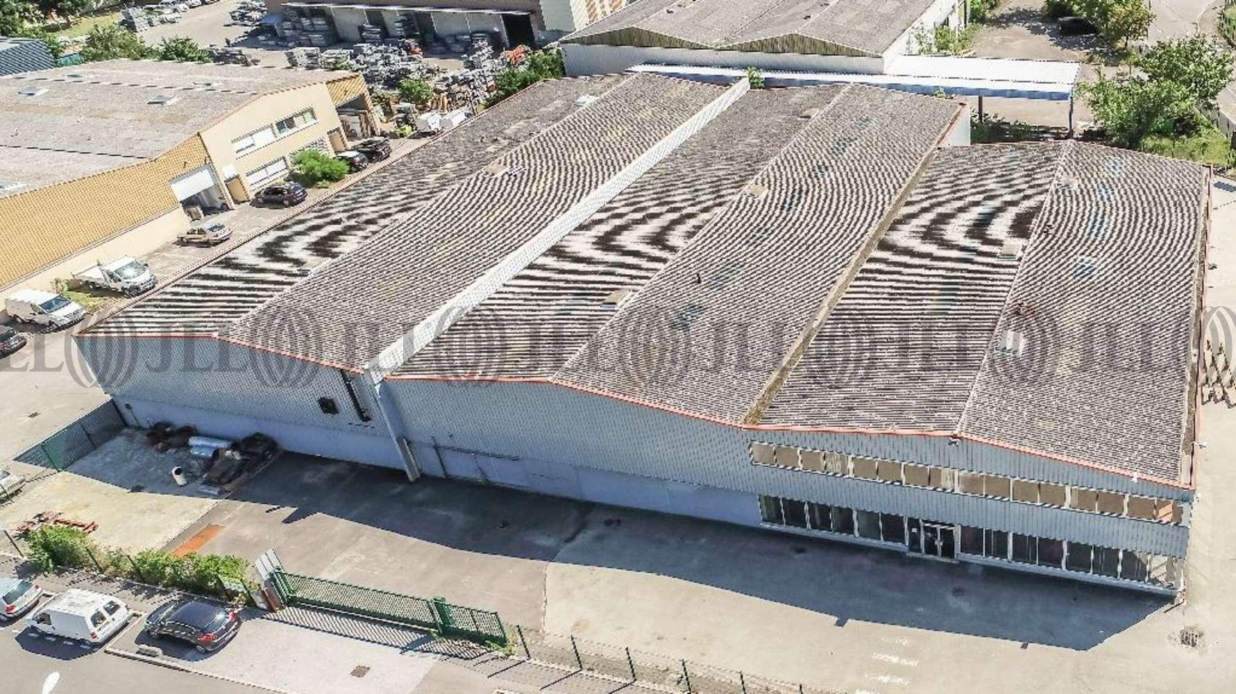 Activités/entrepôt Chassieu, 69680 -  Entrepot à louer Chassieu - Mi-Plaine - 9802497