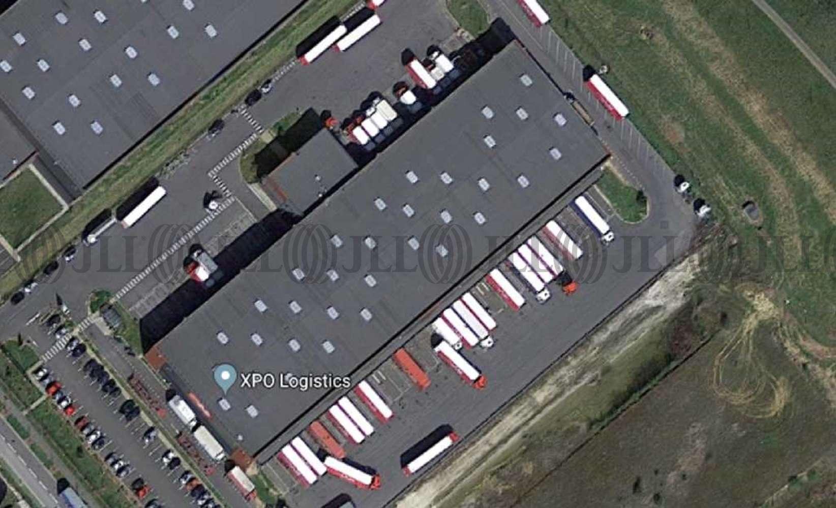 Plateformes logistiques Vemars, 95470 -  ZI LES PORTES DE VEMARS