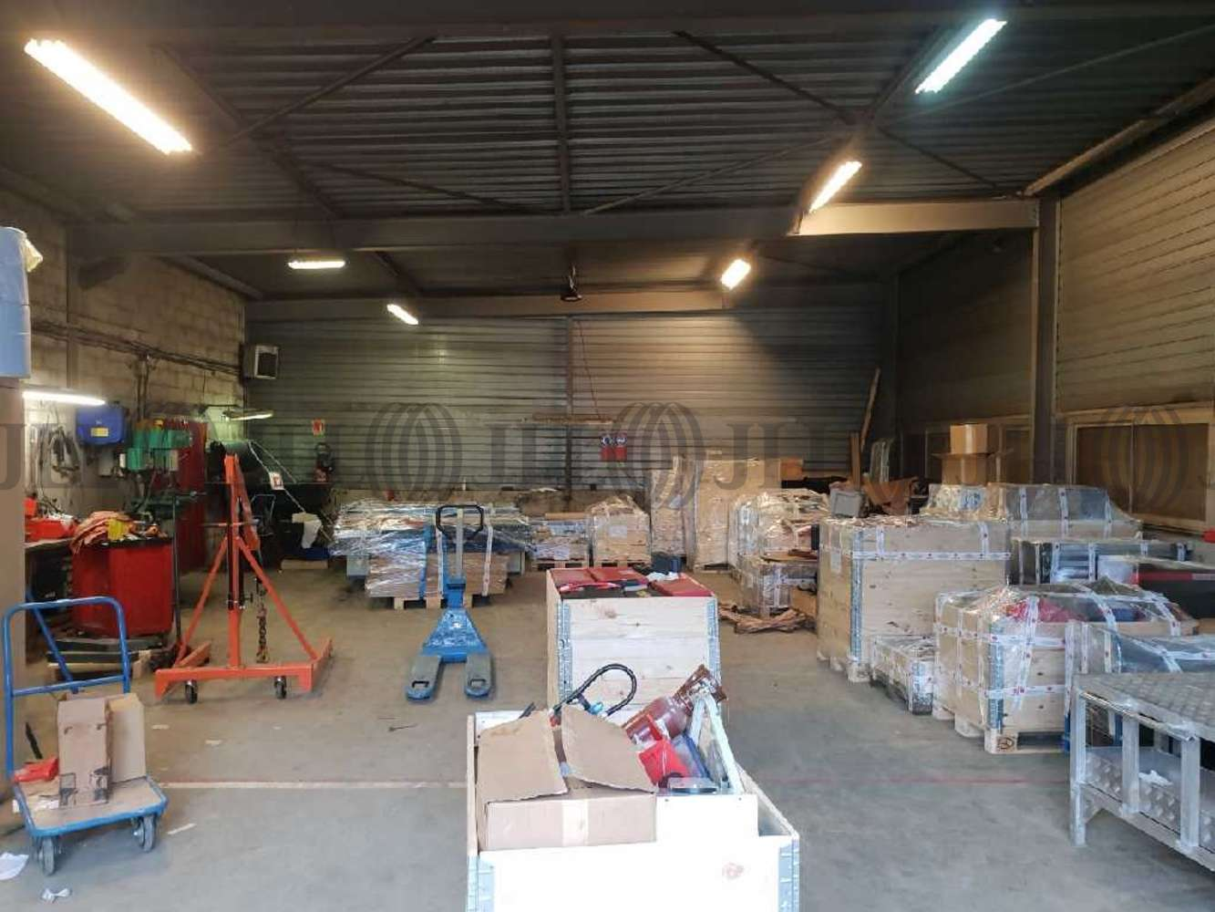 Activités/entrepôt Nozay, 91620 - 2 RUE GUTENBERG - 9848254