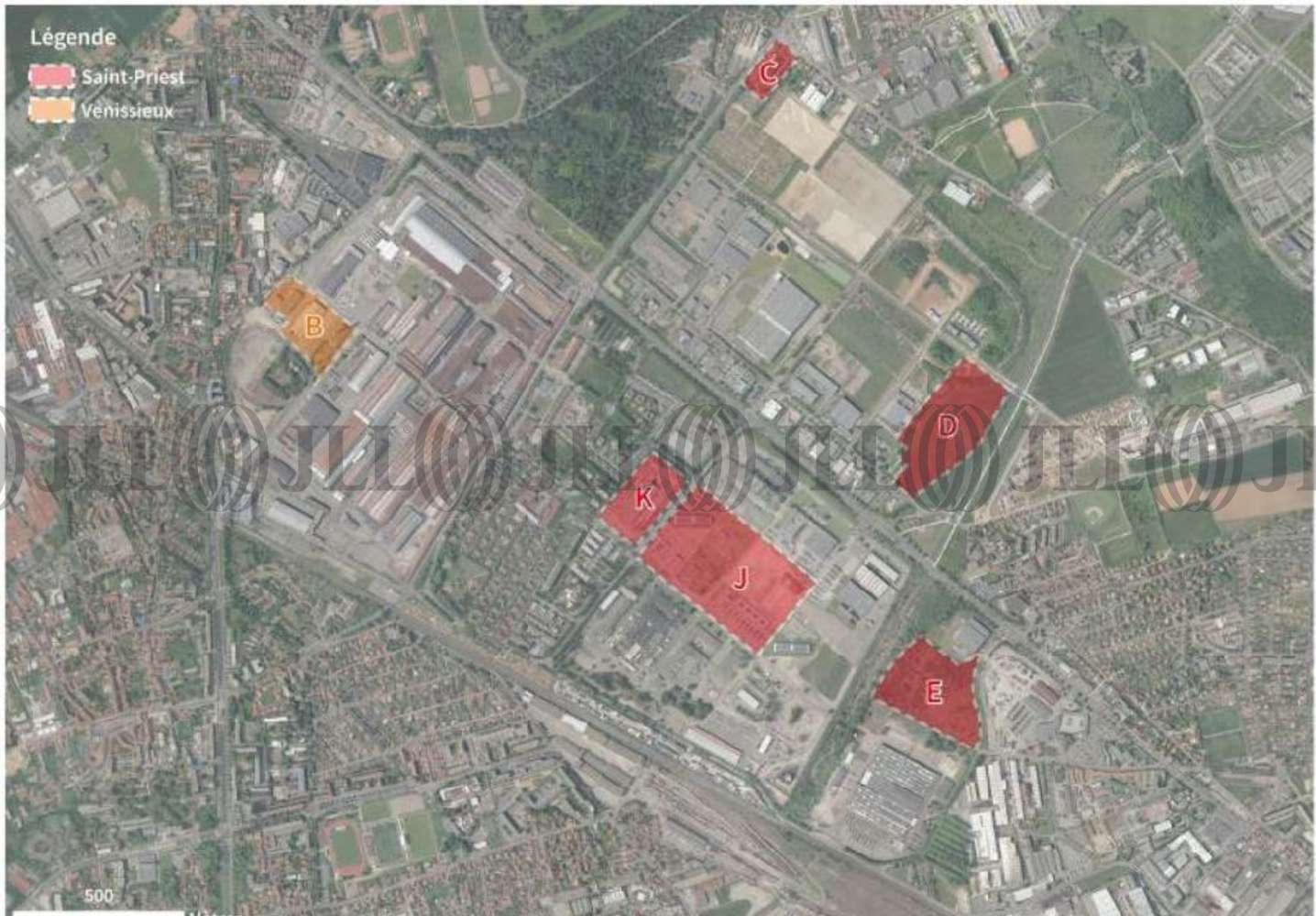 Activités/entrepôt St priest, 69800 - Fonciers Saint-Priest Vénissieux (Lyon) - 9856799
