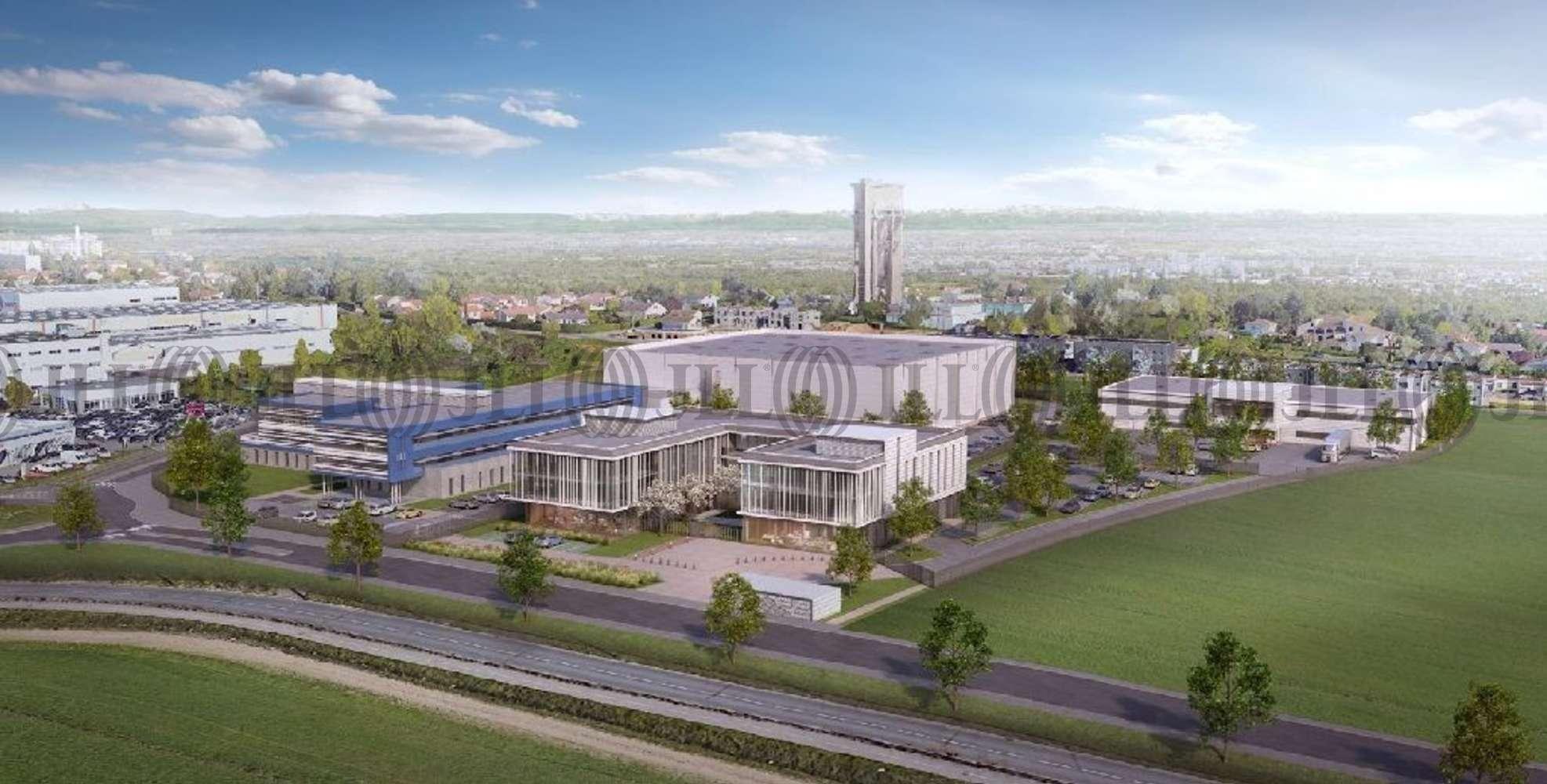 Activités/entrepôt Rillieux la pape, 69140 - HIGHLAND - Activité et bureaux Lyon Nord - 9857175