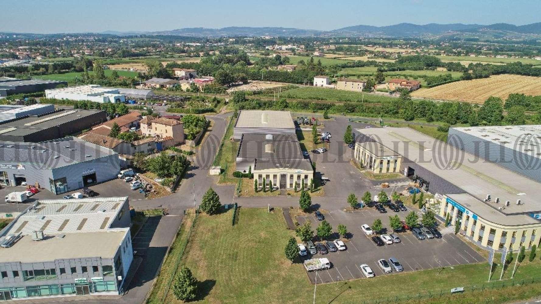 Activités/entrepôt Arnas, 69400 - Location locaux d'activité Lyon Nord - 9862407