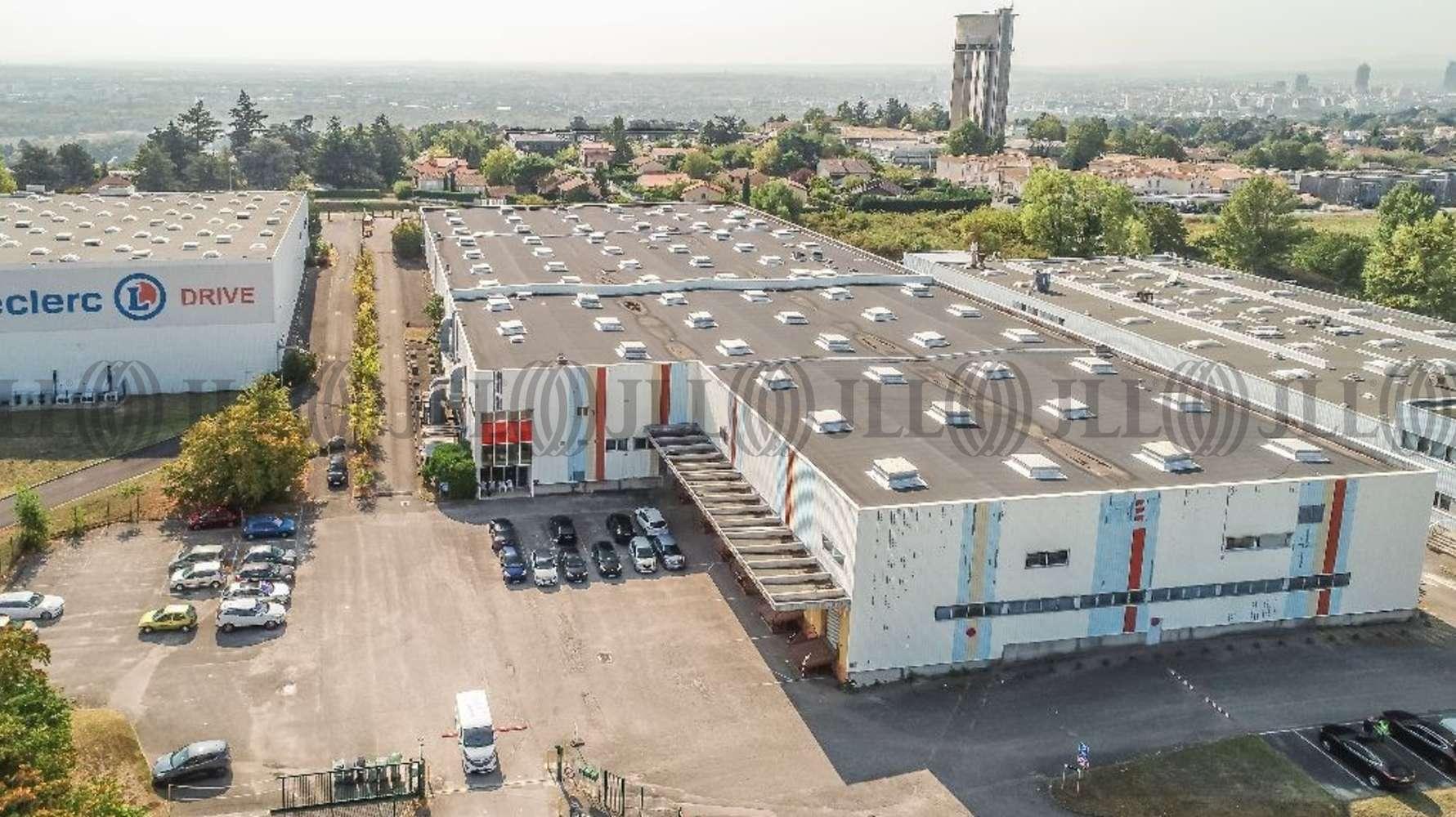 Activités/entrepôt Rillieux la pape, 69140 - Location locaux d'activité Rillieux - 9871591