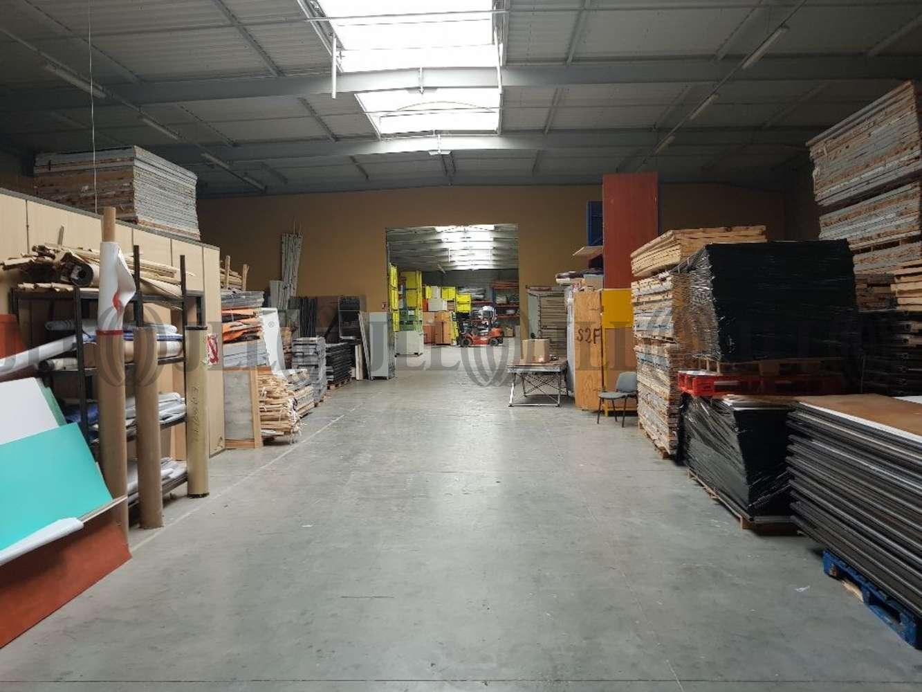 Activités/entrepôt Chasse sur rhone, 38670 - Achat / Location entrepot Lyon sud - 9886198