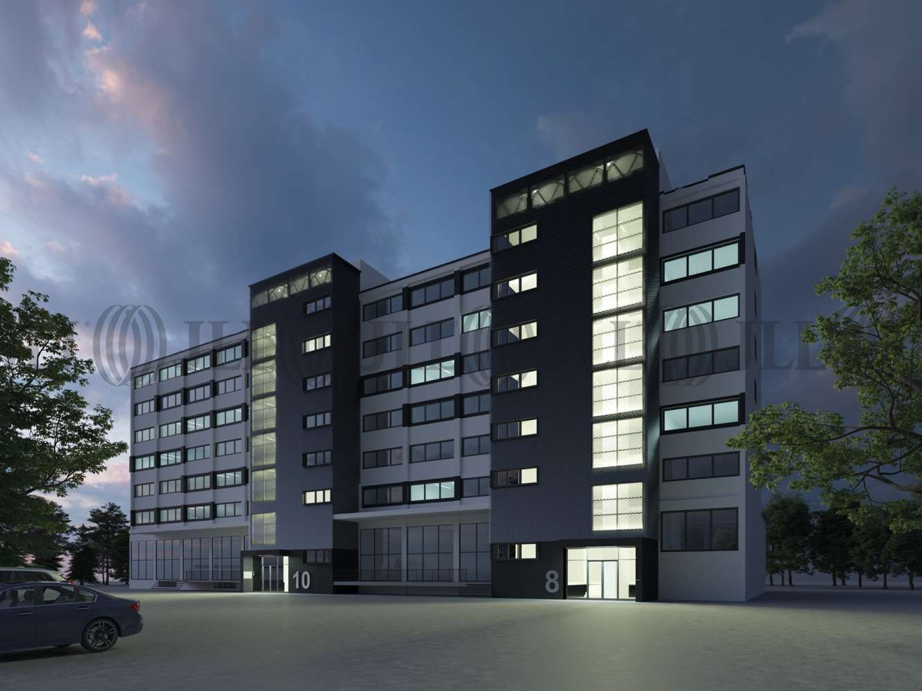Büros München, 81379 - Büro - München, Thalk.Obersendl.-Forsten-Fürstenr.-Solln - M1167 - 9913305