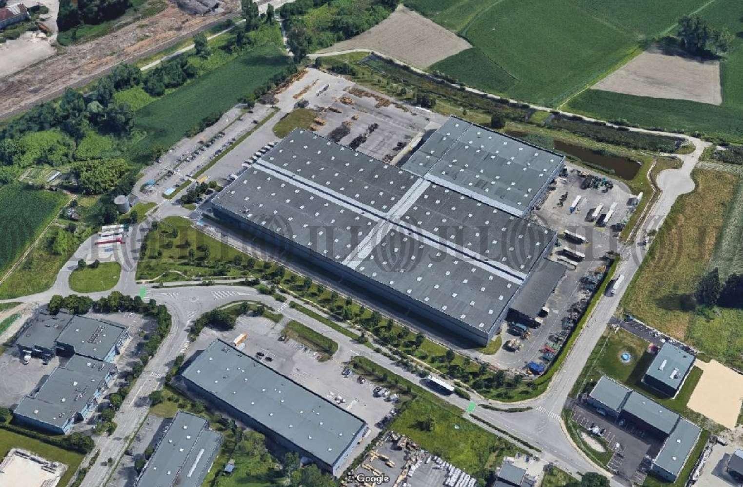Plateformes logistiques Le versoud, 38420 - Achat / Location entrepot Lyon Est (38) - 9926558