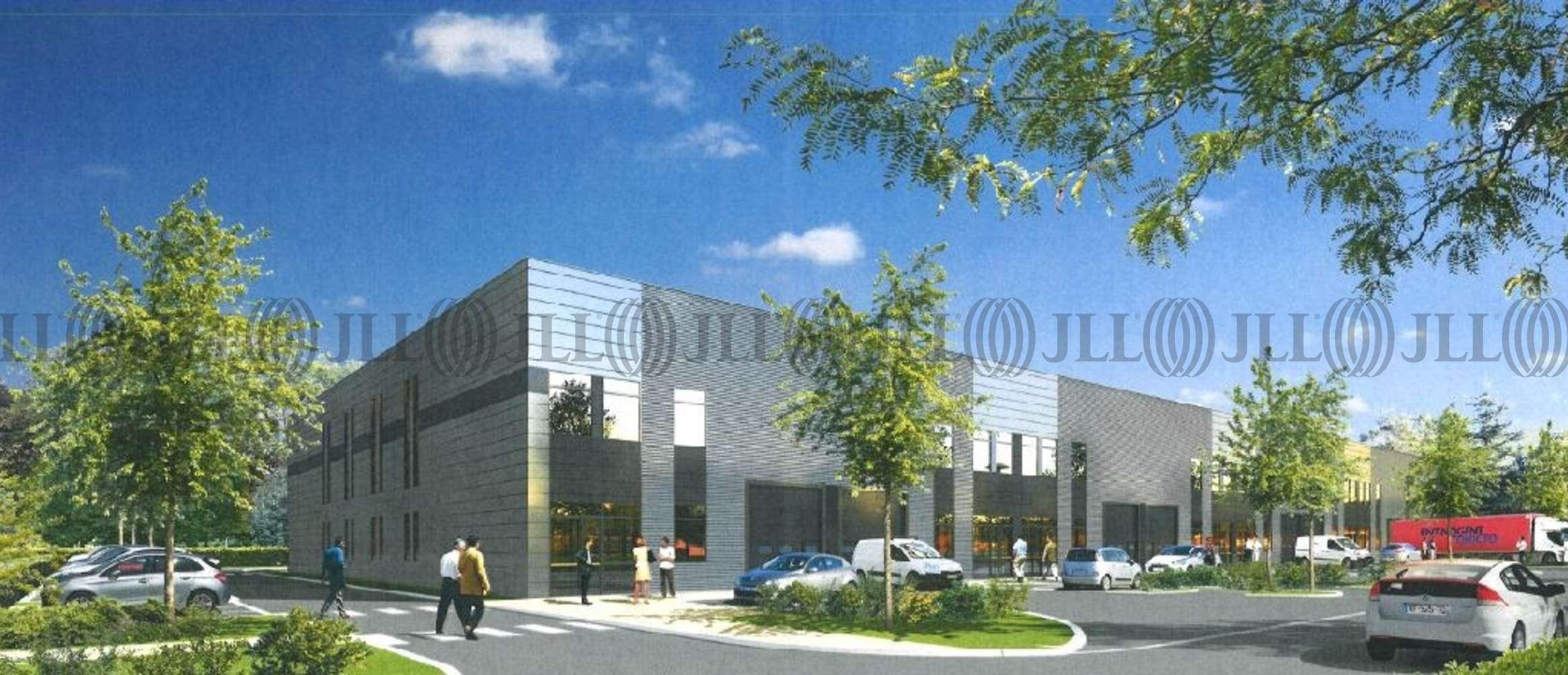 Activités/entrepôt Nanteuil le haudouin, 60440 - ZAC DU CHEMIN DE PARIS - 9932948