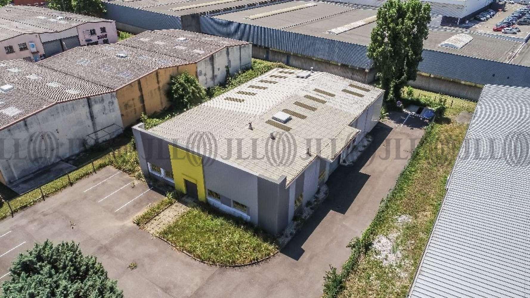 Activités/entrepôt Chassieu, 69680 - Location locaux d'activité Chassieu (69) - 9933320