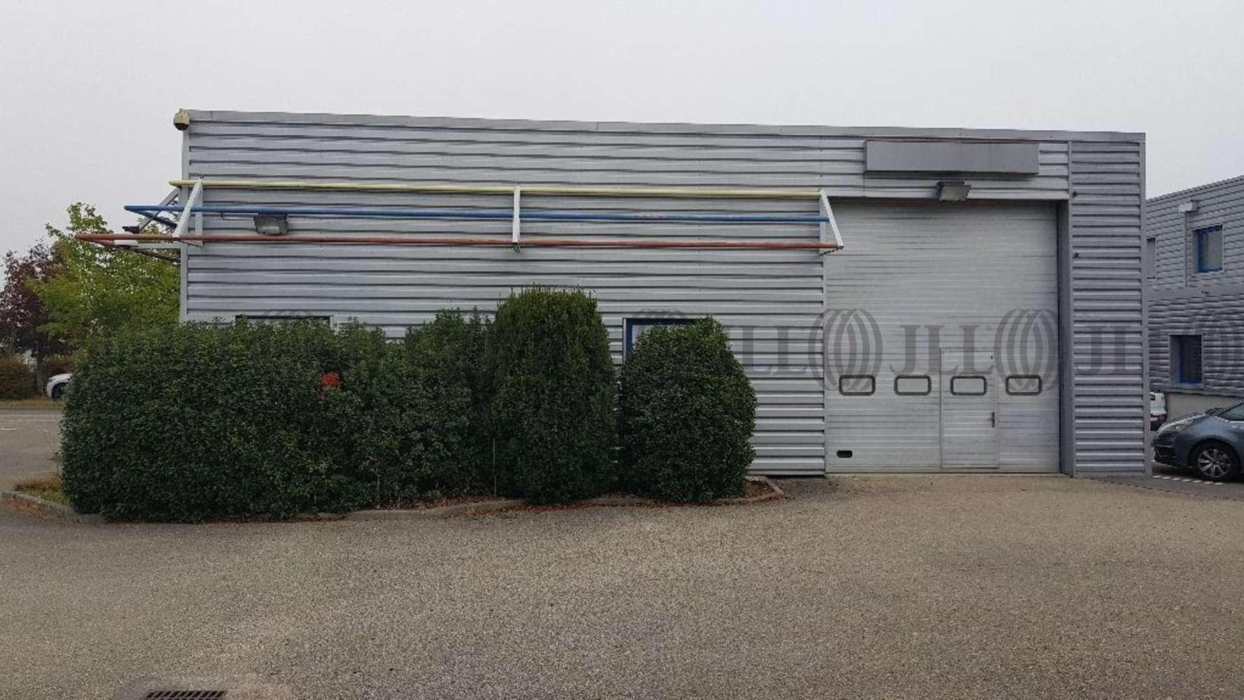 Bureaux St quentin fallavier, 38070 - Bâtiment d'activité et de bureaux Isère - 9959504