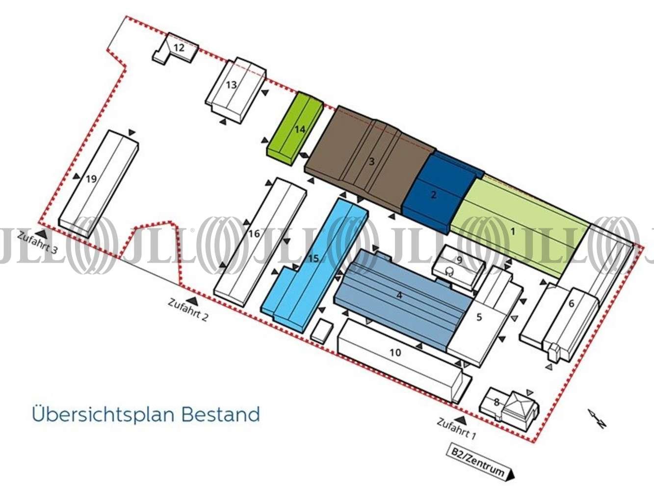Hallen Leipzig, 04129 - Halle - Leipzig, Eutritzsch - B1648 - 9990247