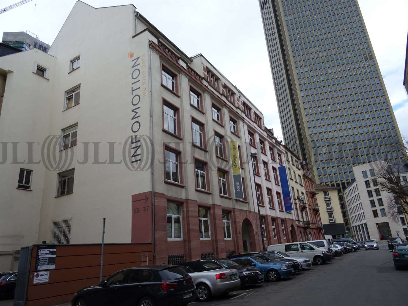 Büros Frankfurt am main, 60327 - Büro - Frankfurt am Main - F2553 - 10030184