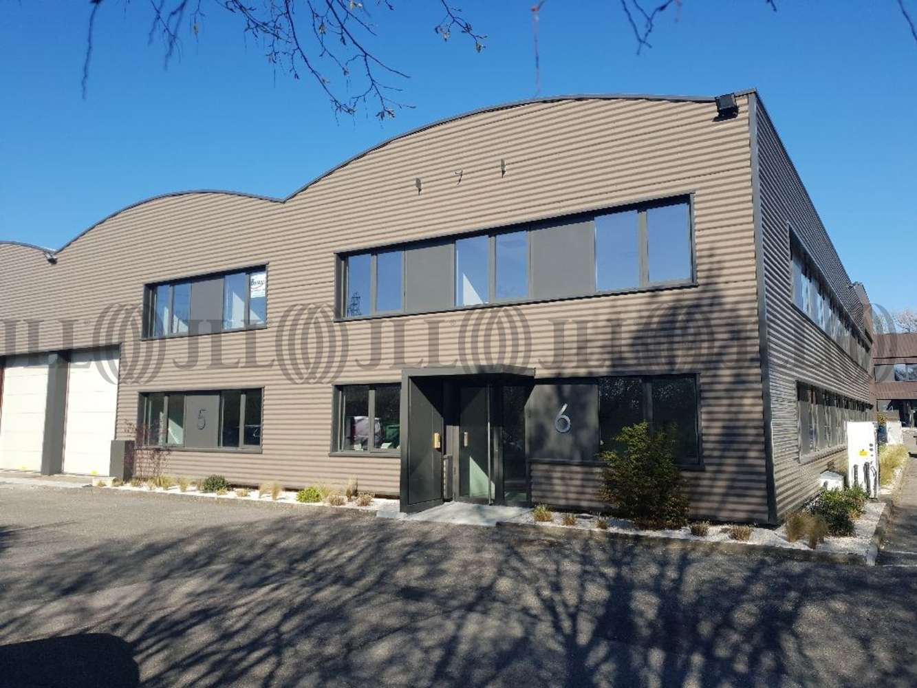 Activités/entrepôt Dardilly, 69570 - Location locaux d'activité Dardilly (69) - 10031764