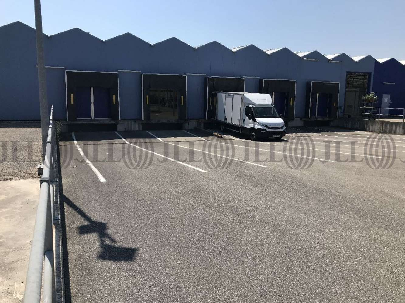 Activités/entrepôt Montagnat, 01250 - Entrepot à louer Lyon Nord-Est - Ain - 10035419