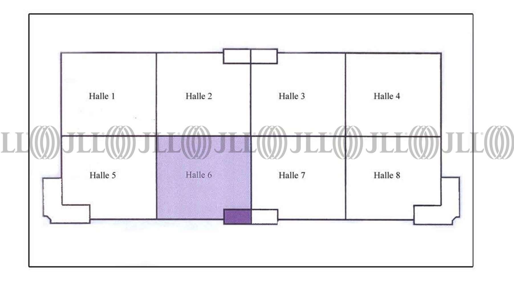 Hallen Schkeuditz, 04435 - Halle - Schkeuditz, Glesien - B1691 - 10041996