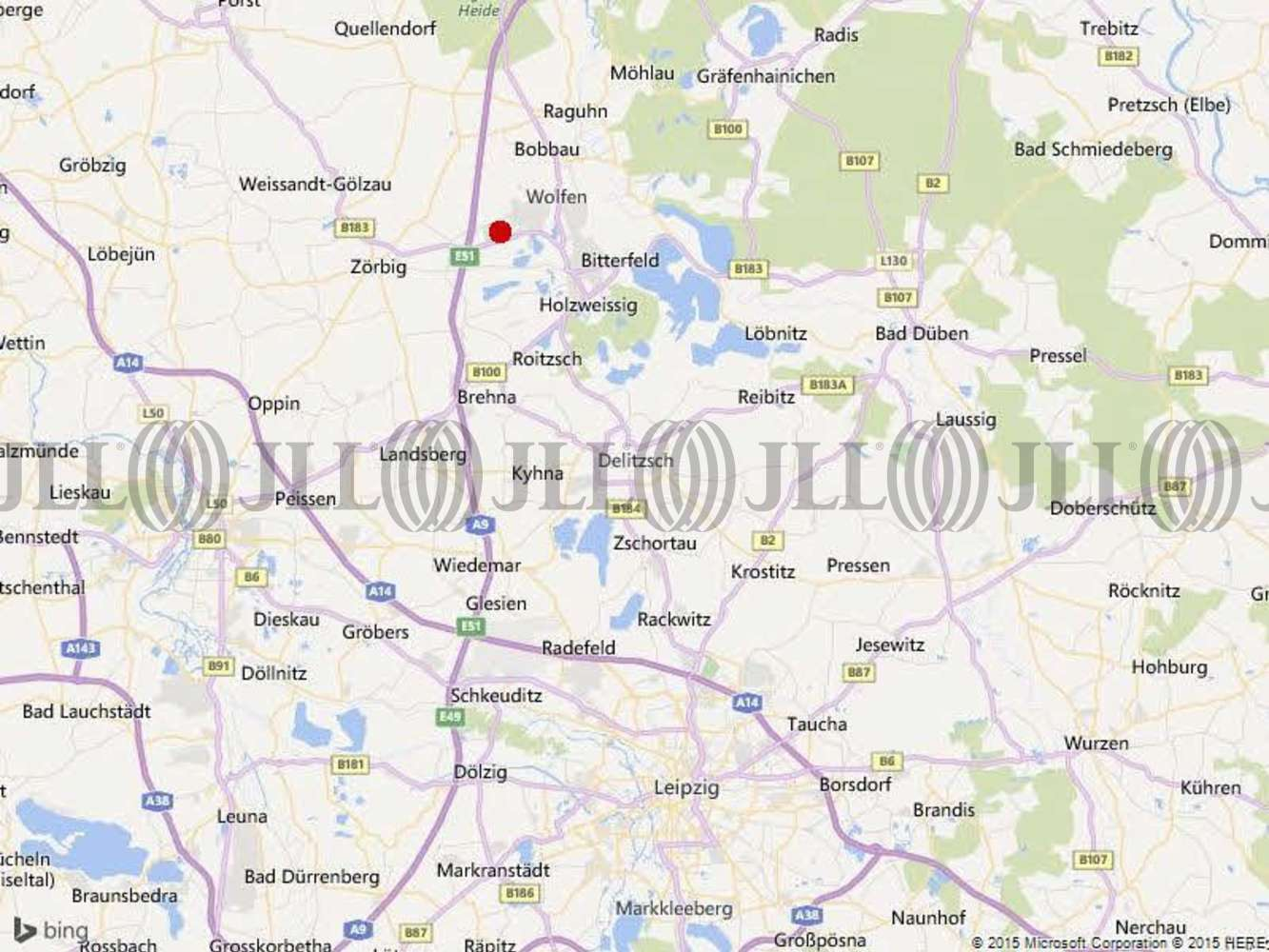 Hallen Bitterfeld-wolfen, 06766 - Halle - Bitterfeld-Wolfen, Thalheim - B1068 - 10054193