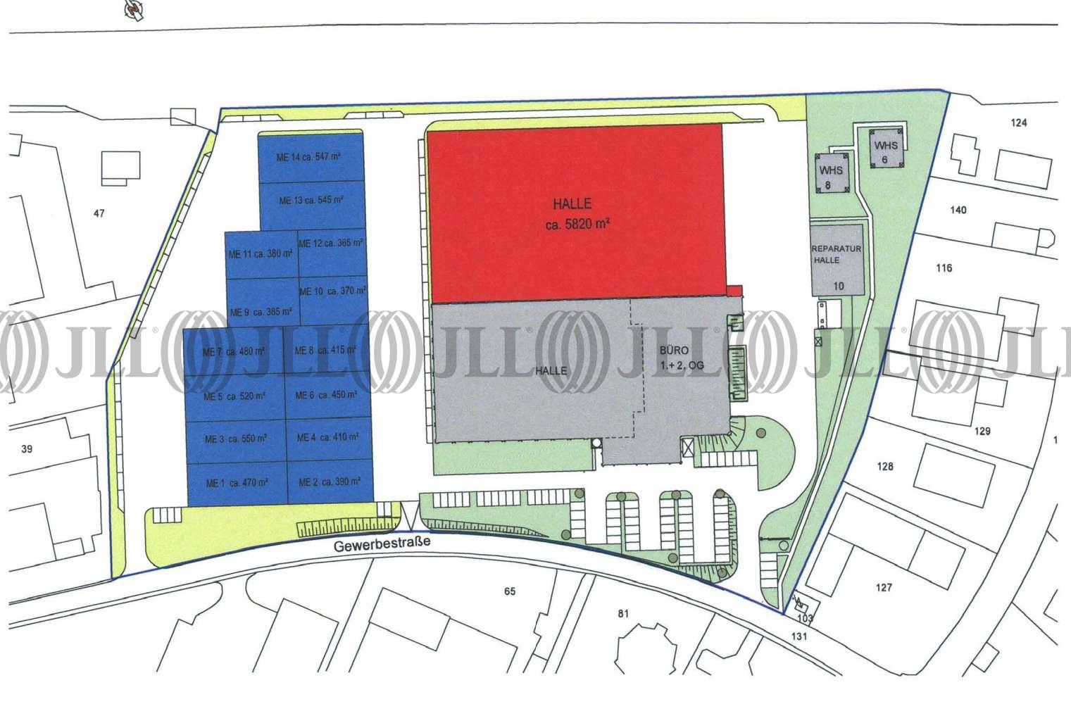 Hallen Bochum, 44866 - Halle - Bochum, Günnigfeld - D2571 - 10063549