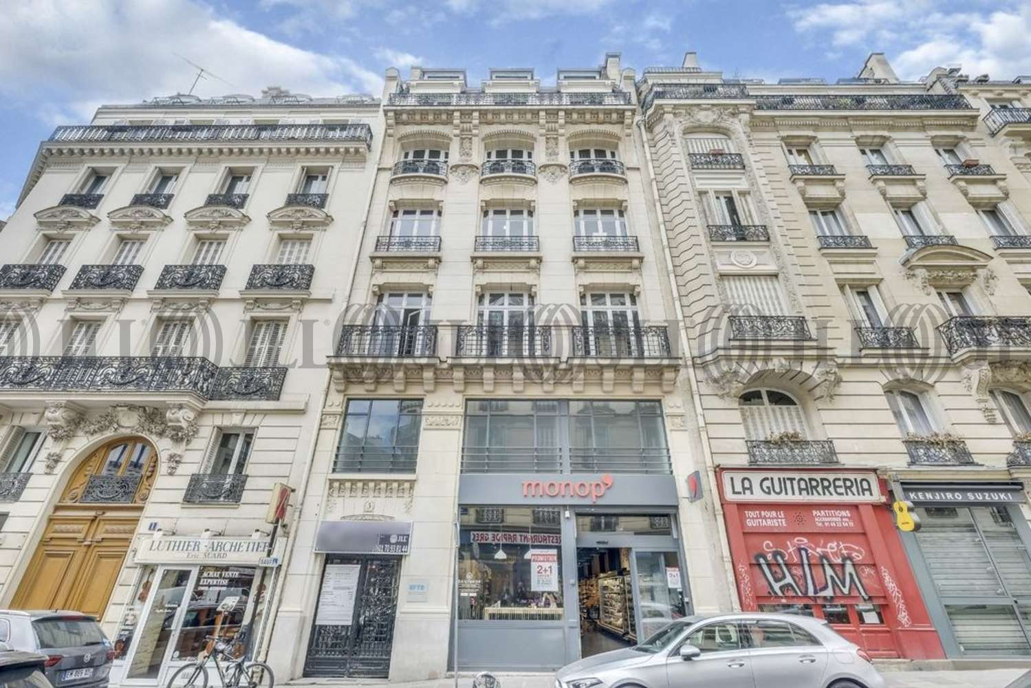 Bureaux Paris, 75008 - 3 RUE D'EDIMBOURG - 10084593