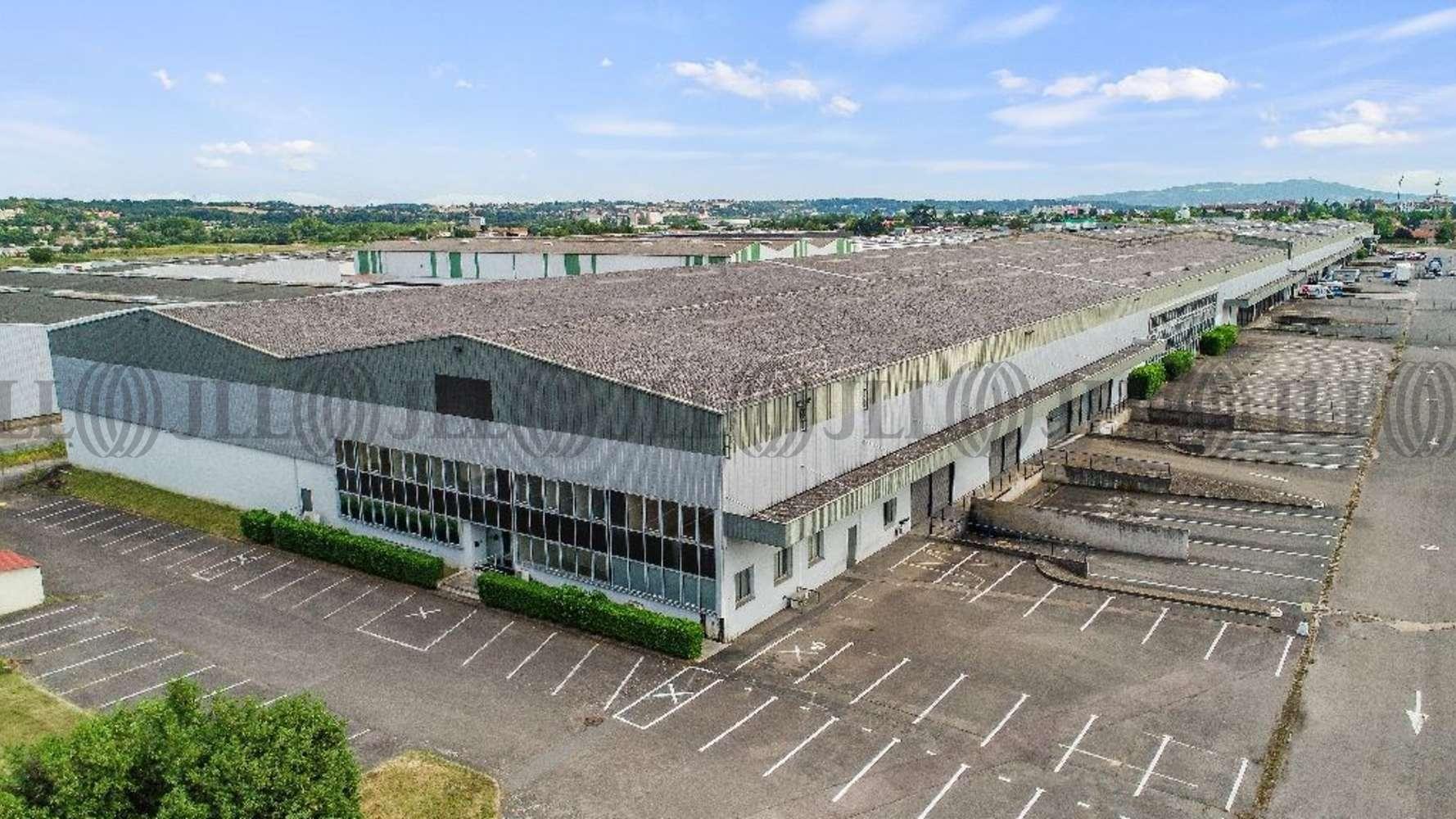Activités/entrepôt Arnas, 69400 - Location entrepôt Lyon - Transporteur - 10272853