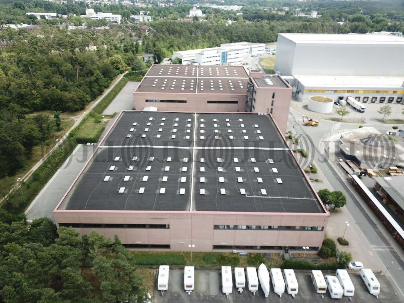 Hallen Pfungstadt, 64319 - Halle - Pfungstadt - F1591 - 10305443