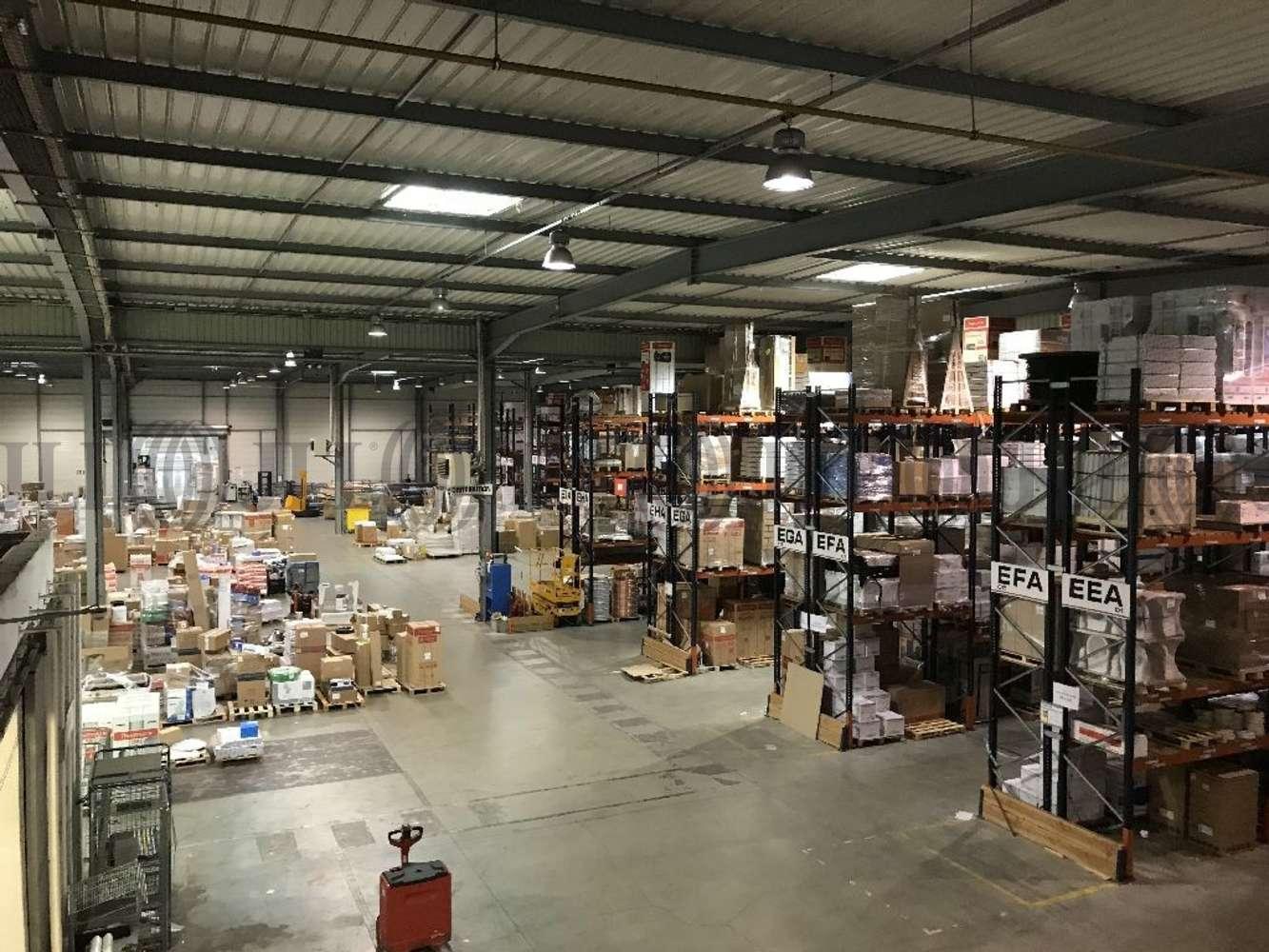 Plateformes logistiques Bressolles, 01360 - Entrepot à vendre Lyon Nord Est (Ain)