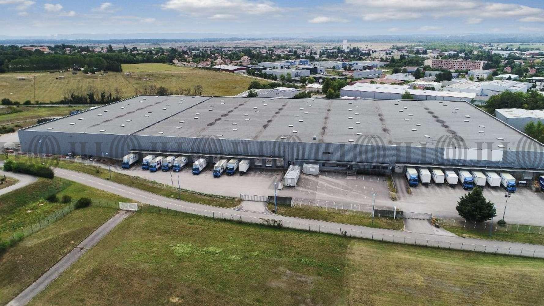 Plateformes logistiques Bressolles, 01360 - Entrepot à vendre Lyon Nord Est (Ain) - 10310701