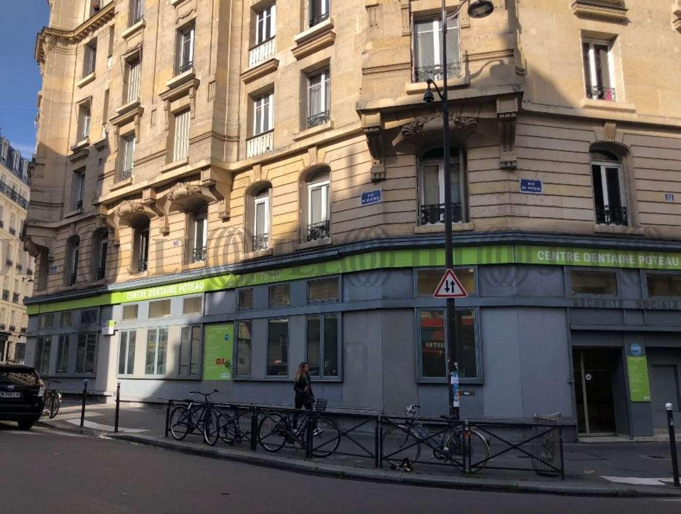 Bureaux Paris, 75018 - 51 RUE DU POTEAU