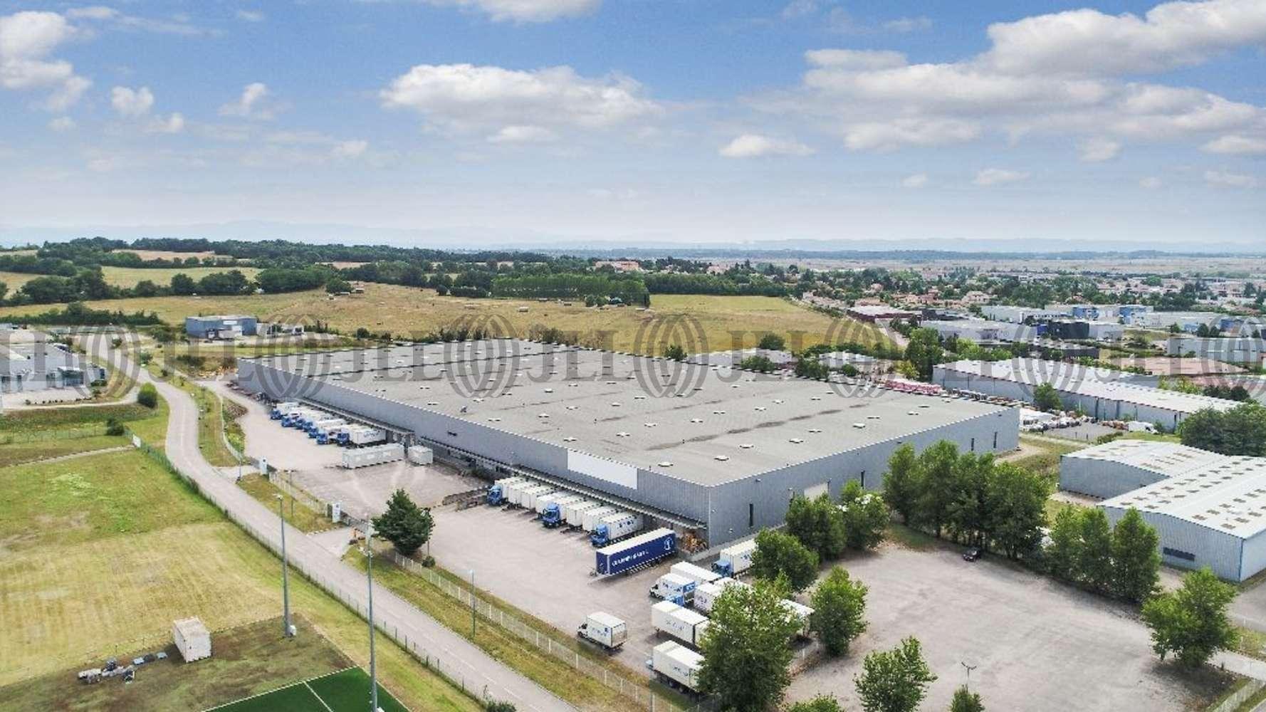 Plateformes logistiques Bressolles, 01360 - Entrepot à vendre Lyon Nord Est (Ain) - 10313613