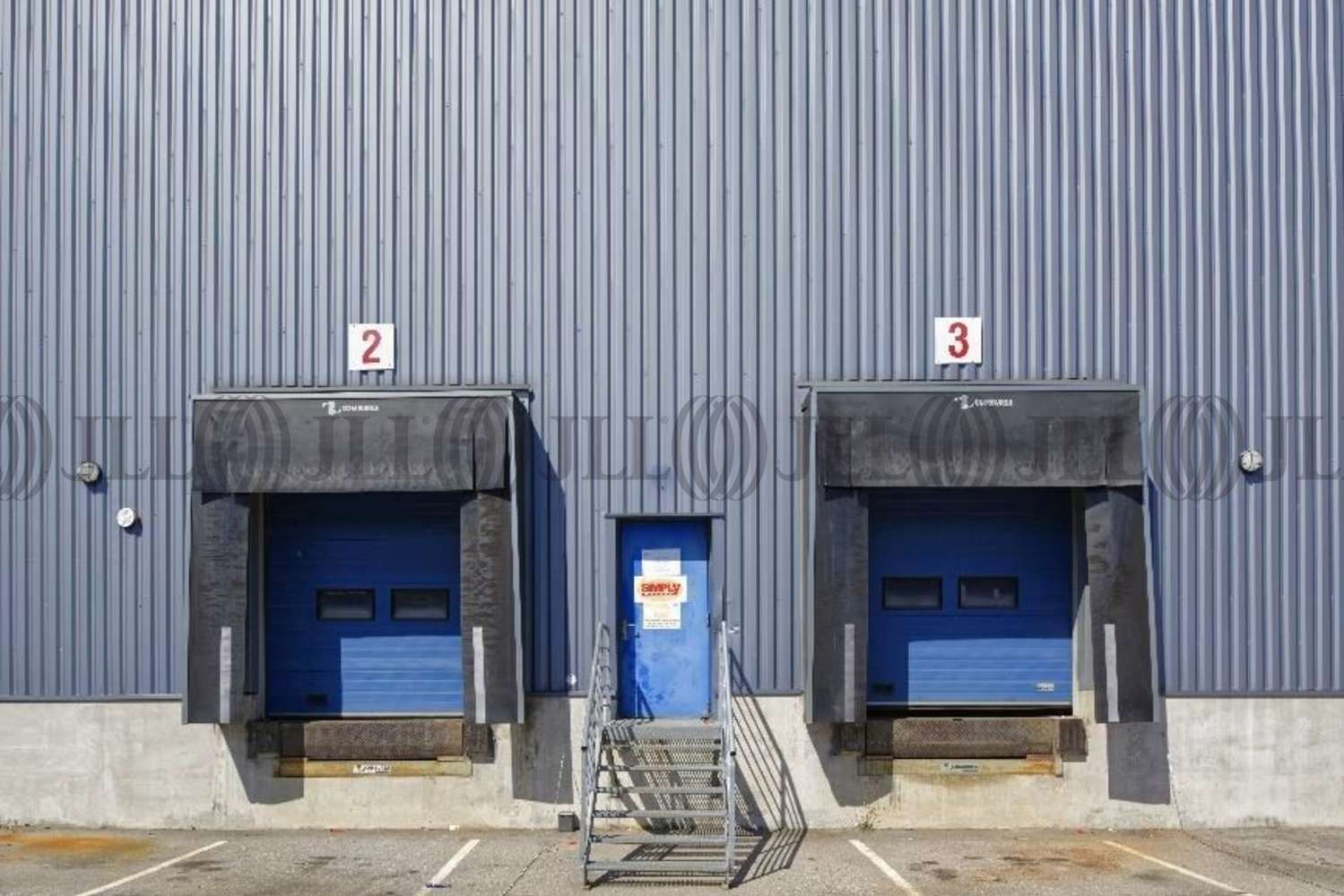 Plateformes logistiques St germain les arpajon, 91180 -  RUE HELENE BOUCHER