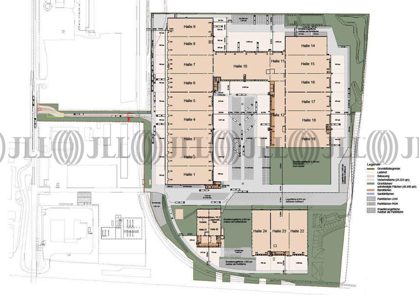 Hallen Ludwigsfelde, 14974 - Halle - Ludwigsfelde, Genshagen - B0690 - 10383494