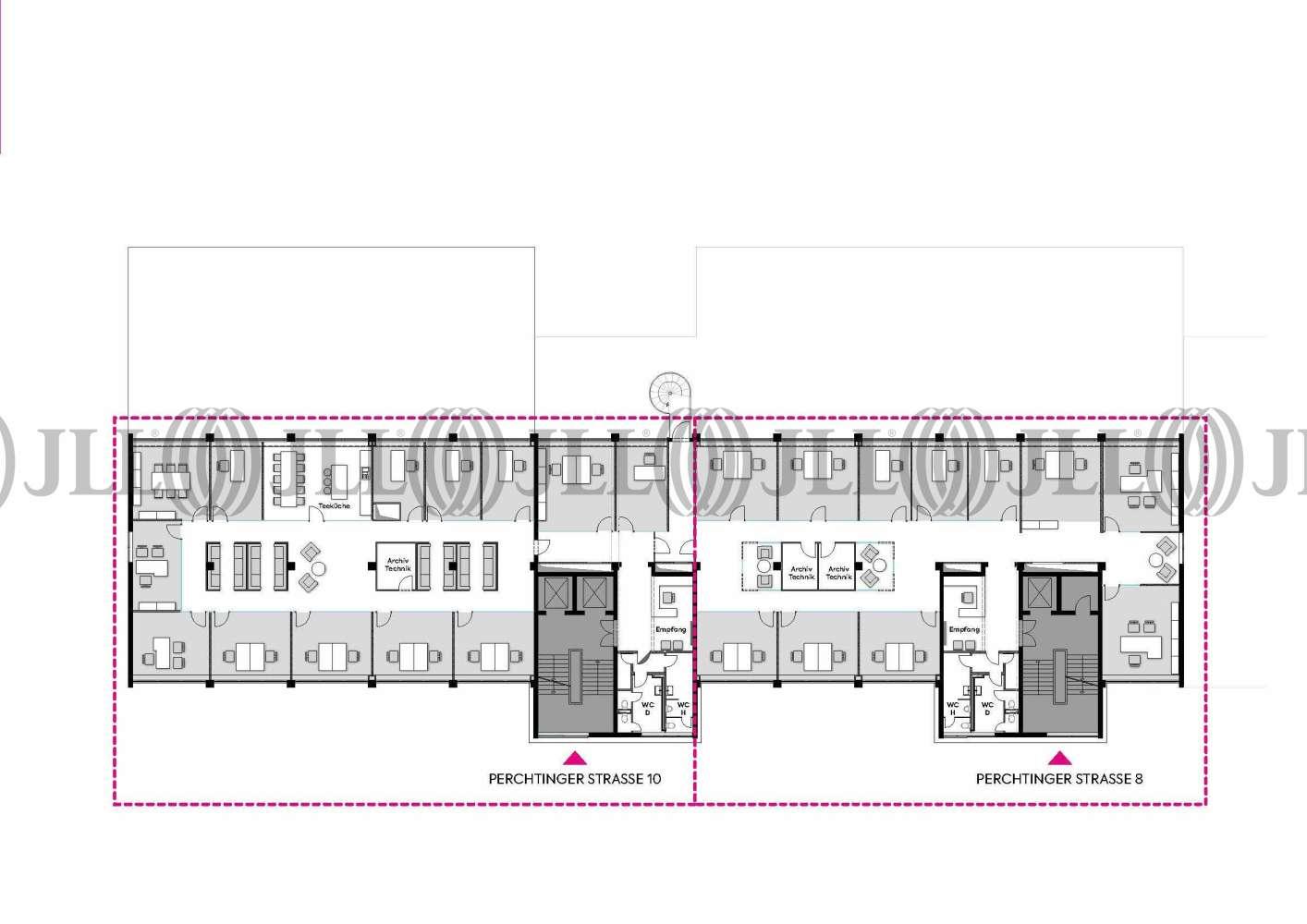 Büros München, 81379 - Büro - München, Thalk.Obersendl.-Forsten-Fürstenr.-Solln - M1167 - 10383504